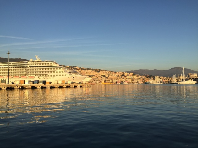 Genova Harbour